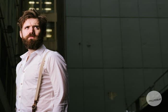 Portrait of the Week | Paul Verhoeven | Melbourne Portrait Photography