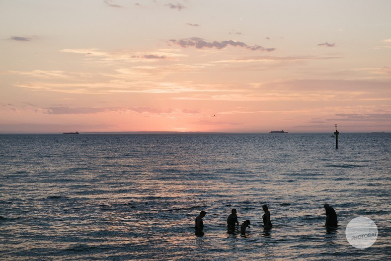 Melbourne Heatwave | A night in Black Rock