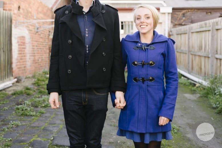 Couple Portrait | Zakk and Charlotte Part 1 | South Melbourne