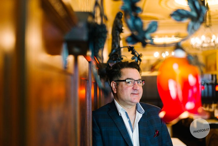 Guy Grossi | Melbourne Chef Portrait