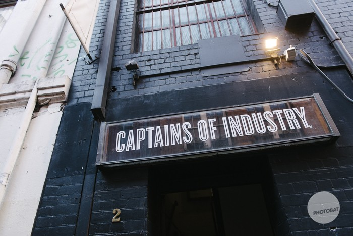 Captains of Industry | Where We Drink | Melbourne Cafe Design