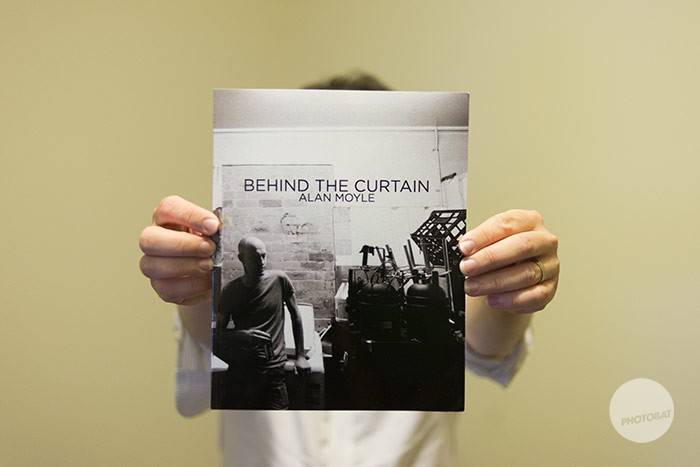 My New Book Is Out Now | Behind The Curtain | Comedian Documentary Photography