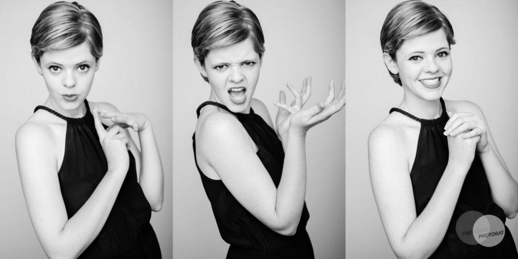 Tegan Higginbotham | Head Shot Comedian Promo Images | Melbourne