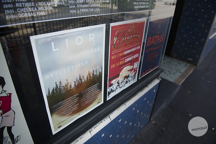 Lior | Poster Watch | Melbourne