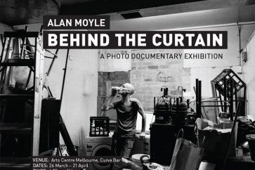 Behind The Curtain | Presented By The Arts Centre Melbourne