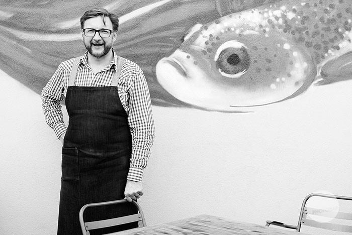 Adam Cash | Union Dining Richmond
