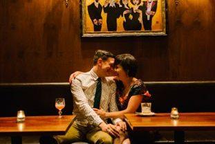 Jessica and Josh | Honeymoon Portrait | Melbourne