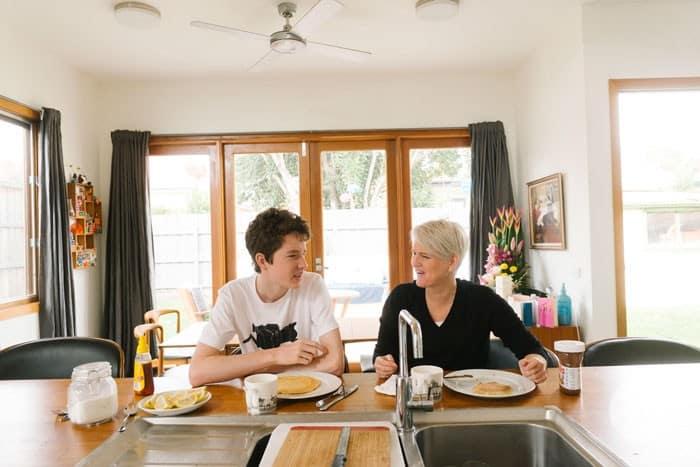 Pancakes | Family Portrait Brunswick