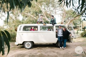 Airstream, Teepee Beach Holiday | Melbourne Family Portrait