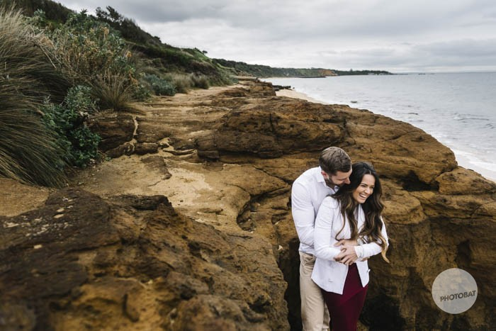 Emma and Zak | Couple Portrait | Melbourne Photographer