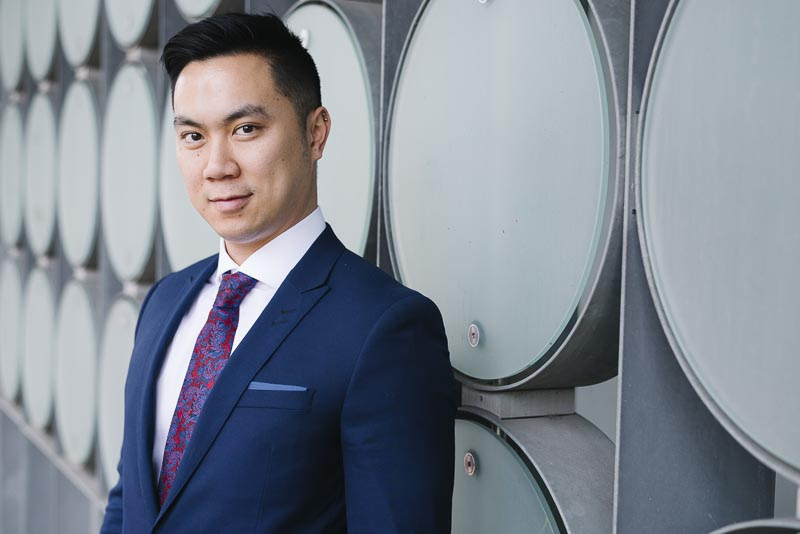 Eric Chan - The Pitch Specialist | Melbourne Entrepreneur Brand Portrait