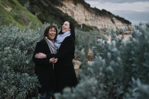 Maria and Sienna | Mother Daughter Portrait Session | Sandringham