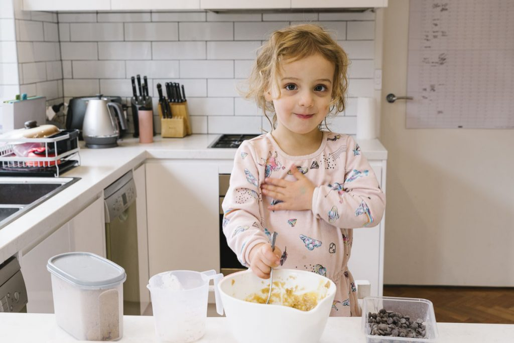Cooking Class | At Home Family Portrait Elsternwick
