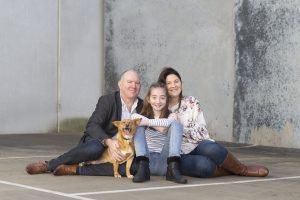 Lloyd Family | Urban Family Portrait | Beaumaris